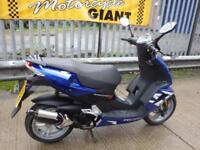 50cc Motorbikes Amp Scooters For Sale Gumtree