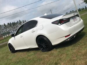 Trade (Truck or Boat) .. 2017 Lexus GS350 AWD