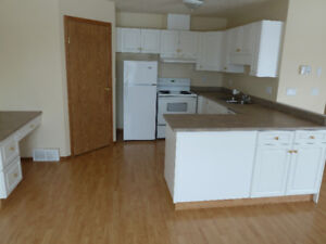 Sexsmith 2 bedroom place, 5 appl. deck, gas fireplace, laminate