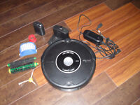 iRobot Roomba 552 Pet Series with extra brushes and filter $175