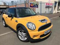 MINI COOPER S 1.6 175BHP + HPI CLEAR + MOT PASSED WITH NO ADVS + PX WELCOME