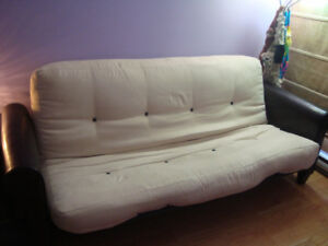 Futon - Couch/Double Size Bed