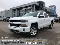 2017 Chevrolet Silverado 1500 LT Z71  TRUE NORTH EDITION