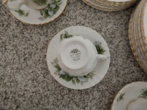 Royal Albert Trillium Fine China