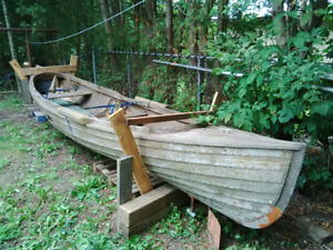 antique wooden project boats