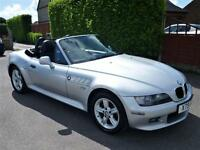 BMW Z3 2.0 ROADSTER CONVERTIBLE ( LEATHER TRIM )
