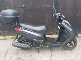 Yamaha XC Vity 125cc Moped Scooter not honda piaggio vespa sh ps pcx