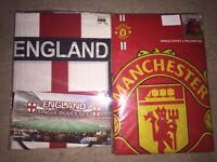 Brand new Football Duvet sets