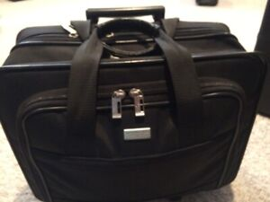 Briefcase with Wheels