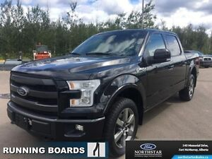 2015 Ford F-150 Lariat  - Sunroof - $295.22 B/W