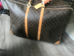 Authentic Louis Vuitton Sirius 70 Luggage