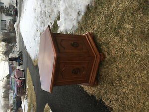 Side table for sale.