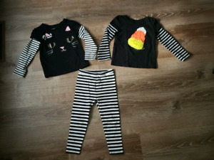 Baby gap girl 3t Halloween outfits