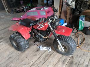 Honda Atc three wheeler 250cc