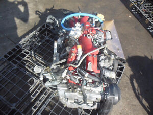 2005-2007 Subaru Sti Version 9 Engine EJ207 Engine VF37 Turbo EJ