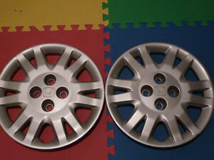 Honda 4 bolt Wheel covers