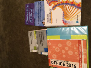 Medical Office Administration NSCC Textbooks 2017-2018