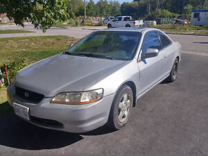1999 Honda Accord lx coupe Coupe (2 door)
