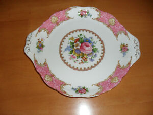 Royal Albert Bone China Cake Plate