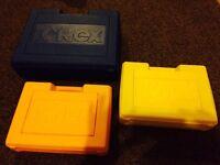 Knex boxes -