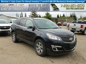 2015 Chevrolet Traverse 1LT | AWD | Rear Camera | 2nd Row Bucket