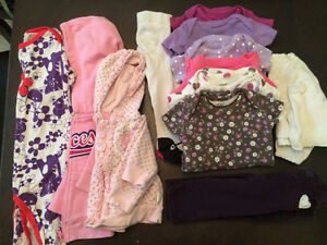 3 month girls clothes lot