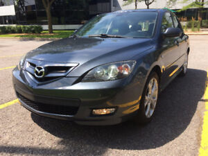 2008 Mazda GT Hatchback - LOW LOW KM's