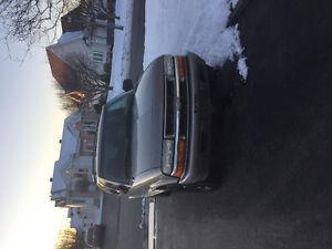 2003 Chevrolet Blazer Camionnette