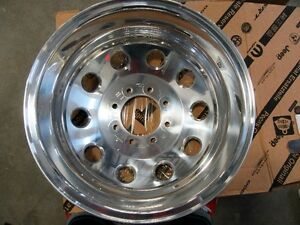Dodge RAM 3500 Dully Alcoa Forged 17'' wheel *NEW*
