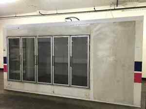 10' x 16' x 8' Walk-in / Chambre froid