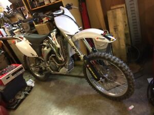 2007 YZ250F, Athena 290 kit in Excellent condition.