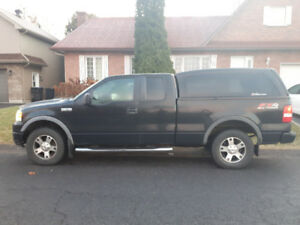 2007 Ford F-150 FX4 Camionnette