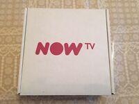 Now TV Box with Plex Installed - Sky, BBC iPlayer, ITV, 1080p BLACK