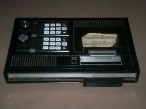 COLECOVISION CONSOLE + 10 GAMES -FULLY FUNCTIONAL-