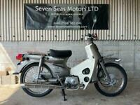 2005 JDM Honda Super Cub C90 with electric start