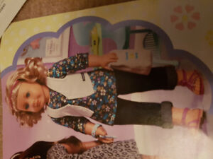 Authentic American Girl Weekend Fun Outfit