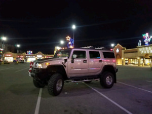 Lifted 2004 hummer h2