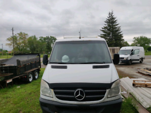 2007 dodge/mercedes sprinter 2500 144 WB 10888$