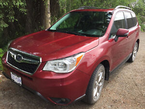 2016 Subaru Forester i Limited w/Tech Pkg SUV, Crossover