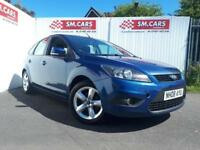2008 08 FORD FOCUS 1.6 TDCi 110 ZETEC 5DOOR.FULL SH.FINANCE AVAILABLE.PX WELCOME