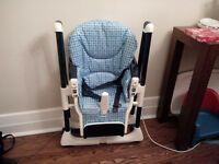 chaise haute Peg Perego PimaPapa high chair
