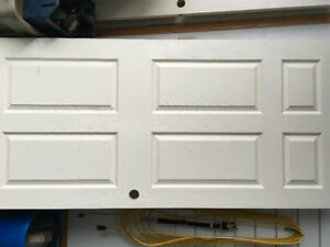 "White 36"" interior door"
