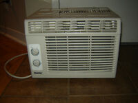 DANBY, 5,000 BTU Air Conditioner...Only 2 Years Old!