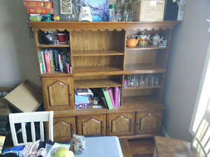 Moving sale!! Old school cabinet.