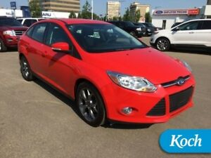 2013 Ford Focus SE  1.9%/60mo Financing + 1 yr/20000km Warranty