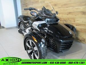 2015 Can-Am Spyder  F3 SE6 67.61$/SEMAINE