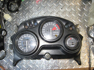 1991-1994 honda cbr-600 f2 gauges
