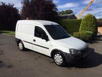 Vauxhall Combo * Full Years MOT * 2002