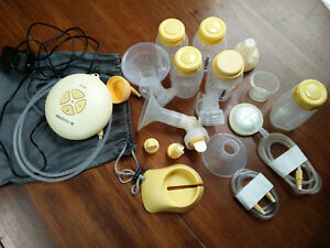 Medela Swing Pump and Accessories