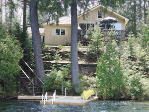LAKEVIEW COTTAGE ON BEAUTIFUL CLEAR LAKE IN MUSKOKA